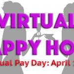Virtual Happy Hour for Equal Pay Day