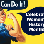 Herstories for Women's History Month