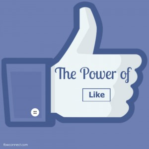 How liking and sharing on Facebook and elsewhere online can influence potential Women. Connected. podcast listeners